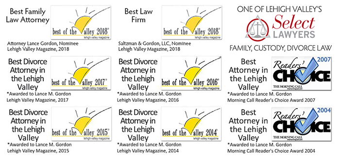 Allentown & Bethlehem, PA Divorce Lawyers & Family Law