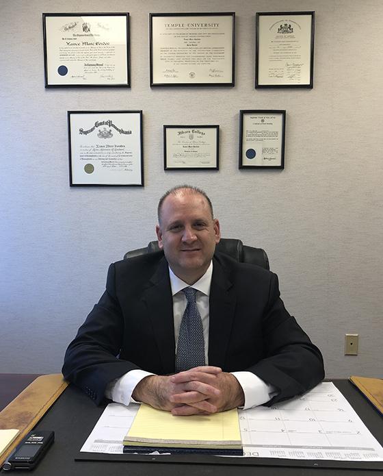 Lance M  Gordon, Esquire | Allentown, PA Divorce Lawyer